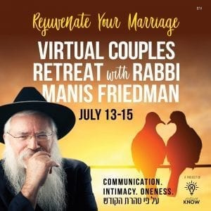 Virtual Couples Retreat